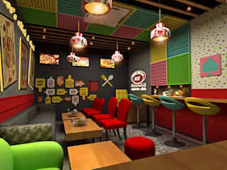 Design & Creations Asian style bars & clubs