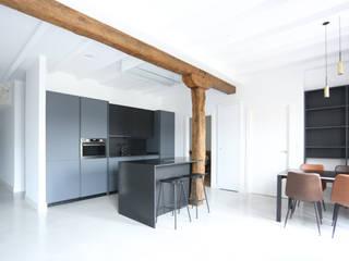 Bitarte arquitectura & interiorismo Вбудовані кухні