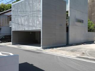 海田の家 吉田豊建築設計事務所 YUTAKA YOSHIDA ARCHITECT & ASSOCIATES モダンな 家