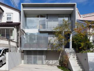 緑が丘の家 吉田豊建築設計事務所 吉田豊建築設計事務所 YUTAKA YOSHIDA ARCHITECT & ASSOCIATES モダンな 家