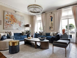 Phòng Khách Đẹp Balconies, verandas & terracesFurniture