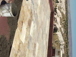 Samet Kural 05304453808 Salle de bain méditerranéenne