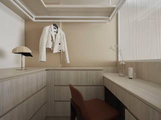 寓子設計 Scandinavian style bedroom