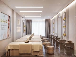 Ý tưởng thiết kế nội thất SPA tuyệt đẹp CÔNG TY CP THIẾT KẾ NỘI THẤT ICON SpaFurniture