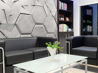 ZICARO - producent paneli 3D Walls & flooringWall tattoos Grey