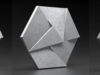 ZICARO - producent paneli 3D Study/officeStorage Tembikar Grey