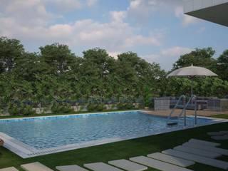 كاسل للإستشارات الهندسية وأعمال الديكور والتشطيبات العامة BathroomDecoration Ceramic Green