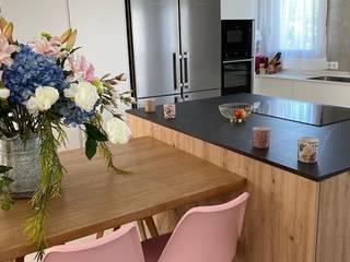 Muebles de Cocina Aries Built-in kitchens Wood Wood effect