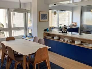 Muebles de Cocina Aries Built-in kitchens Blue