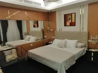 كاسل للإستشارات الهندسية وأعمال الديكور والتشطيبات العامة BedroomAccessories & decoration Engineered Wood Brown