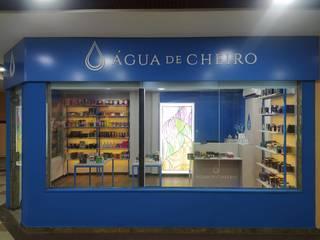AVR Studio Arquitetura 購物中心