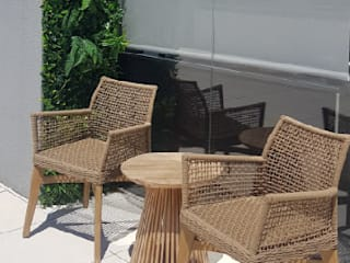CRISTINA AFONSO, Design de Interiores, uNIP. Lda Garden Furniture Wood effect