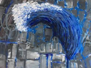 Estúdio Mirla Fernandes ArtworkPictures & paintings Cotton Blue