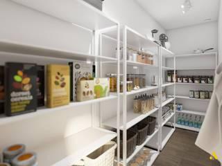 atoato Mediterranean style kitchen