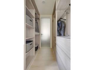 自然派‧小日子 微自然室內裝修設計有限公司 更衣室
