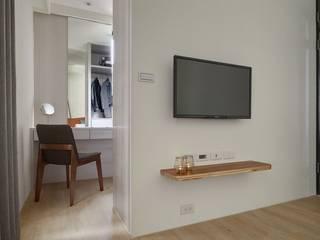 自然派‧小日子 微自然室內裝修設計有限公司 臥室