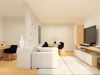 ByOriginal Livings de estilo moderno