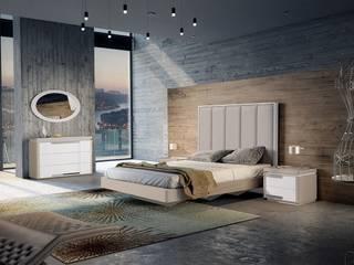 Intense mobiliário e interiores Dormitorios de estilo moderno