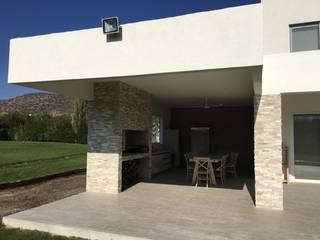 m2 estudio arquitectos - Santiago Prefabricated home