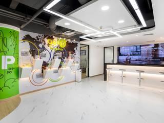 Nutrition Gel ( The Real) Modernize Design + Turnkey อาคารสำนักงาน