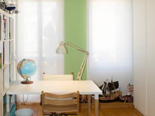 PAZdesign Modern style bedroom