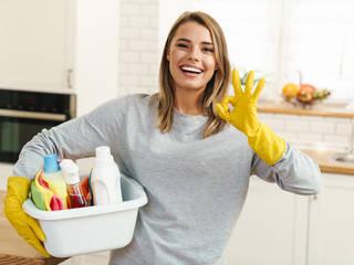Perfekte Sauberkeit und Hygiene press profile homify Moderne Badezimmer