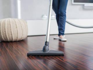 Perfekte Sauberkeit und Hygiene press profile homify Boden