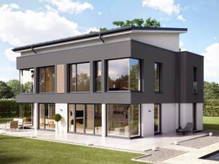 CONCEPT-M 165 Wuppertal von Bien-Zenker – Smart-City Architektur in einer neuen modularen Dimension Bien-Zenker Fertighaus