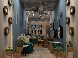 Design & Creations Multimedia roomAccessories & decoration