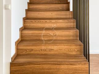 Roble Escaleras