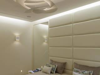 Atelier Susana Camelo Dormitorios minimalistas Concreto Blanco