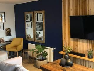 FOTOS REALES - Proyecto Sucre Gabi's Home Livings de estilo moderno