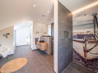 FischerHaus GmbH & Co. KG Modern bathroom