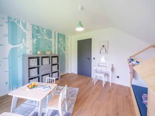 FischerHaus GmbH & Co. KG Modern nursery/kids room