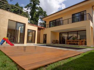 Residência em Cotia Palladino Arquitetura Jardins tropicais