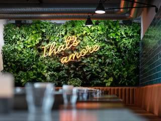 Urban Jungle - Plantas e Projectos Restaurantes