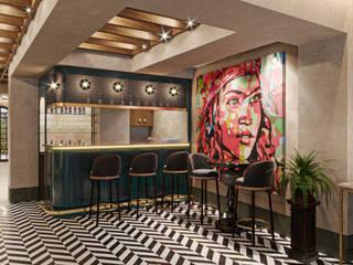 HÇ Design Studio 現代廚房設計點子、靈感&圖片