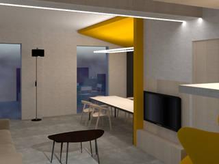 Casa Ez Laboratorio di Progettazione Claudio Criscione Design Cucina moderna