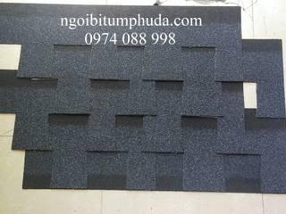 Tấm lợp bitum phủ đá cho các dự án biệt thự, bungalow, homestay CÔNG TY TNHH SX & TM VIỆT PHÁP