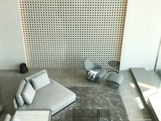 株式会社 虔山 Livings modernos: Ideas, imágenes y decoración