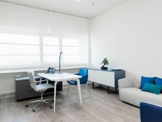 Baobart Arquitetura e Design Офісні будівлі Білий