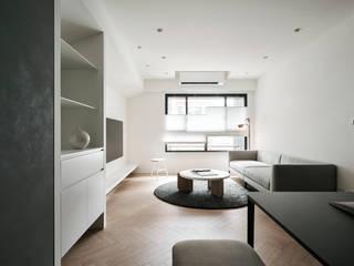 寓子設計 Modern Living Room