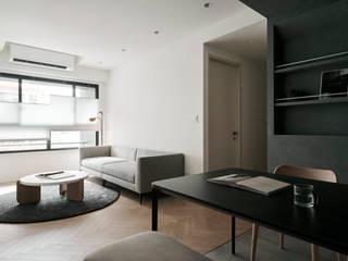 寓子設計 Modern Dining Room