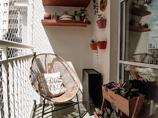 Bright Home Balcón
