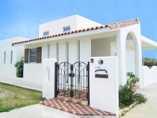 Panorama HouseⅡ 久友設計株式会社 一戸建て住宅 鉄筋コンクリート 白色