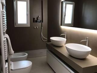 REALIZZAZIONE: Bagno Privato Pesaro  Ecoover® Ecoover® Bagno moderno