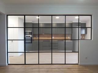 Acontece Design Solutions Kitchen units Iron/Steel Grey