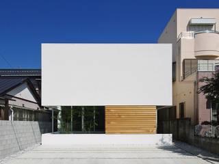 空間建築-傳 Wooden houses Wood White
