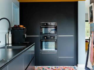 Pure & Original Built-in kitchens Blue