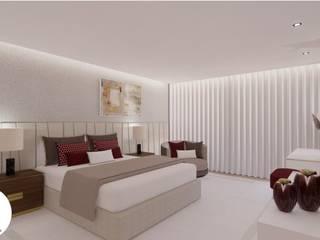 Areabranca Dormitorios de estilo moderno